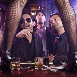Secrets Tampa Bachelor Party