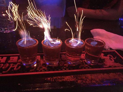 Firework Shots